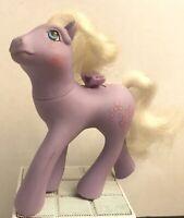 Vintage 1986 My Little Pony G1 Forget Me Not Flutter Hasbro Bradley MLP horse