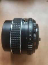M42 Auto universal Pentax Asahi standard lens