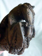 Tang Horsehead Temple Beam Scupture Chinese mid-1800s