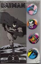 Batman button collection #2 c.1989