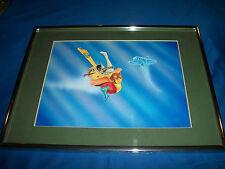 MARVEL Colorist STEVE OLIFF Airbrush Painting CONEHEAD HOODLEMS FLYING JELLYFISH