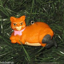 PUSS IN BOOTS Fat Cat Custom Christmas Tree Ornament Shrek Dreamworks Movies