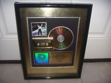 JON B - BONAFIDE -  RIAA THE SALE MORE 500.000 COPIES Award