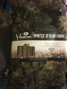 Mossy Oak Omnitex 3D blind fabric