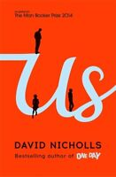 Us by David Nicholls (Hardback) Value Guaranteed from eBay's biggest seller!