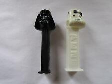 2 PEZ Spender Star Wars Darth Vader Storm Trooper Krieg der Sterne 90er Jahre