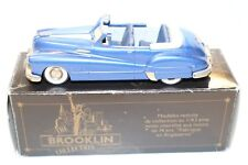 Brooklin BRK 45 Buick Roadmaster Convertible 1948 1:43 perfect mint in box