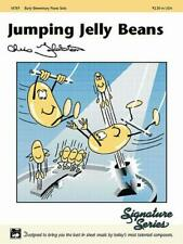 Jumping Jelly Beans Chris Goldston Songs Tunes Learn to Play Piano SHEET MUSIC