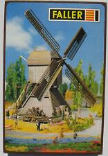 FALLER B-231 - Windmühle mit Motor - H0 - Eisenbahn Modellbausatz electric Kit