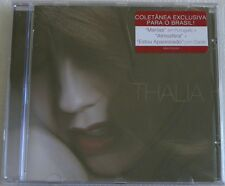 THALIA CD DJ PROMOTIONAL SONY MADE IN BRAZIL WORLD CUP EDITION MANIAS ATMOSFERA