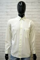 Camicia Uomo LEVI'S Maglia Taglia Size XL Maglia Shirt Man Manica Lunga Hemd