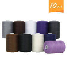 Sewing Threads Set-10 Colors Sewing Thread Sewing Supplies Kits Sewing Machine