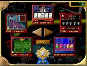 COMBO *EUROGOLD *ADEN *ARISTO EMUL  +100 Professional PC Based Slot Software
