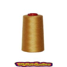 Overlocking Sewing Machine Industrial Polyester Thread 5000 Yard / 4572 M Cones