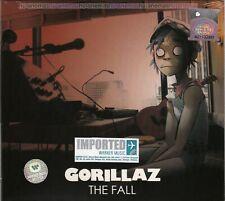 GORILLAZ The Fall 2010 MALAYSIA / EU EDITION DIGIPAK CD RARE NEW FREE SHIPMENT