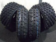Yamaha Raptor 250 350 660 700 21x7-10 & 20x10-9 ATV TIRE SET ( All 4 Tires )