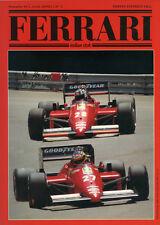 "* MAGAZINE"" FERRARI "" italian style ANNO 1 - N. 3 / SET.1985 - ESSEFFE EDITRICE"