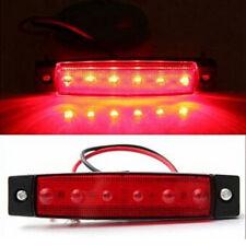 12V 6 LED Car Truck Trailer Tail Stop Light Reverse Turn Indicator Arrow Lamp