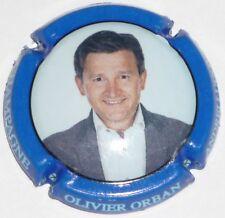 Capsule de Champagne : Superbe  !!  ORBAN Olivier , n°20a , Andrei Lugovski  !!!