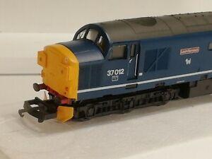 LIMA L205172 CLASS 37 37012 LOCH RANNOCH BR BLUE OO GAUGE Excellent BOXED