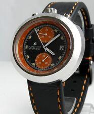 Junghans Olympic Bull's Head Chronograph circa 1972 Valjoux 7734