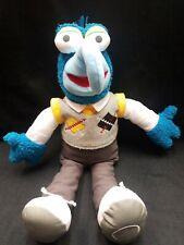 Disney Authentic Gonzo Plush Stuffed Bean Bag Doll Muppets Original 17 inch