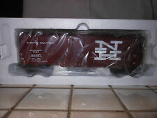 MTH PREMIER 20-94012 NEW HAVEN REEFER TRAIN CAR NIB RATED C9 FACTORY NEW