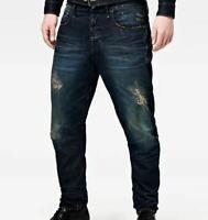 G-Star Raw New Radar Tapered Jeans Blue W30 L34 *REF58-10