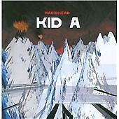 Radiohead - Kid A (2000)  CD  NEW/SEALED  SPEEDYPOST