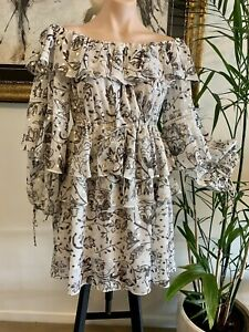 Designer 'Stevie May' Stunning Party Dress