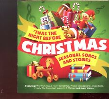 Twas The Night Before Christmas - Seasonal Songs And Stories - MINT