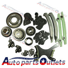 Timing Chain Kit For 99-04 Dodge Durango Jeep Cherokee Grand 4.7L V8 SOHC JTEC