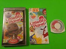 Little BIG Planet - Sony Playstation Portable PSP Platinum