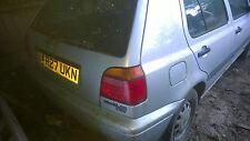 VW Golf mk3 wing, headlight, bonnet, metal bumper back