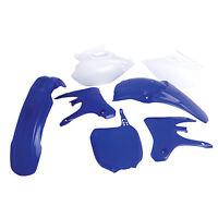 Polisport Complete Replica Plastic Kit YZ Blue for Yamaha YZ250 2000-2001