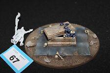 Juegos taller Warhammer Tomb Kings Tomb Lord con ataúd de almas paisaje Modelo