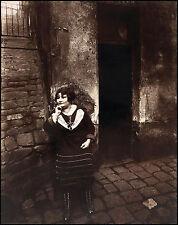 Masters of Photography: Eugene Atget: Streetwalker Waiting: Digital Photograph
