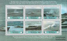 Tonga block64 mint never hinged mnh 2013 Blaslöcher and Fish