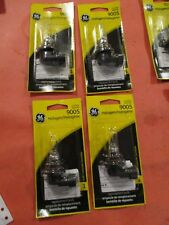 9005--GE  LOT OF 4---- HALOGEN --Headlight Bulb