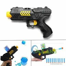 Water Crystal Gun 2-in-1 Paintball Soft Bullet Kids Toy Game Children Boy's Gift