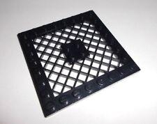 Lego (4151) Gitterplatte 8x8, in schwarz aus 10175 6984 6276 6277