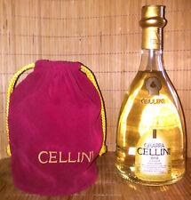 Grappa Cellini Oro 38% 0,7l Flasche neu in Geschenkverpackung