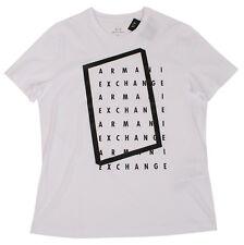 A x Armani Exchange Men's Logo Slim T Shirt 8nztgn Zjh4z Size XL