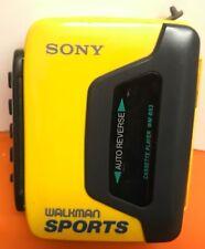 VINTAGE SONY WALKMAN PERSONAL /PORTABLE RADIO CASSETTE PLAYER WM-B53 SPORT
