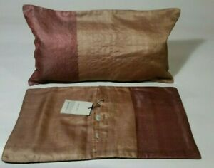 Pair of West Elm Pillow Covers
