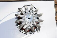 Micro Hydro Wasserturbine, Pelton Wheel 1k-3k Watts, 12-36 VDC