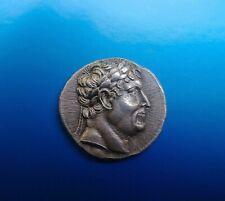 Philetairos, Pergamon, Eumenes II, Tetradrachm, Silver Coin Last One