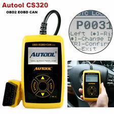 Autool CS320 Auto OBD2 EOBD CAN Code Reader Live Data Diagnostic Scanner Tool