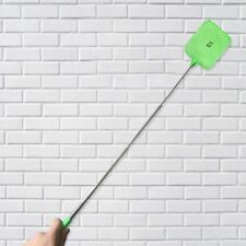 Plastic Extendable Fly Pattern Simple Swatter Useful