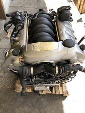 Motor M48.50 4.5 TURBO 450PS PORSCHE CAYENNE 2002-2008 57TKM KOMPLETT
